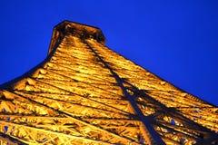 Gehen vor Notre Dame Stockbild