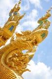 Geheugen in de tempel Stock Afbeelding