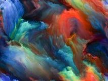 Geheugen van Kleurenmotie royalty-vrije illustratie