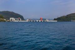 Geheyan Hydro Project Stock Photos