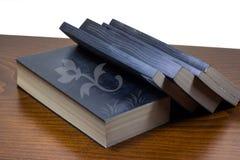 Gehirnreichtum von Büchern Lizenzfreies Stockfoto