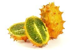 Gehoornde Meloen stock fotografie