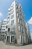 Gehry Building Duesseldorf Stock Image