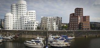 Gehry byggnader Arkivbilder