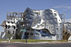 Gehry Las Vegas Immagine Stock