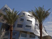 Gehry Las Vegas Palms Stock Images