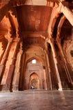 Gehweg um Fatehpur Sikri in Indien Stockbilder