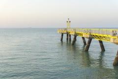 Gehwegbrücke Lizenzfreie Stockfotografie