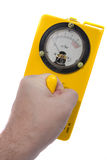 Geiger Counter royalty free stock photography
