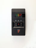 Geiger meter Stock Image