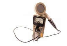 Geigerzähler stockfotografie