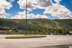 Geilo de Noruega Foto de Stock Royalty Free