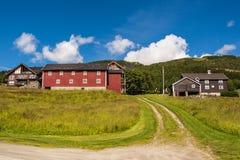Geilo von Norwegen lizenzfreie stockbilder