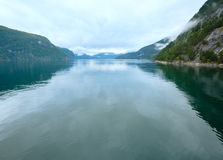 Geiranger Fjord (Norge) Royalty Free Stock Images