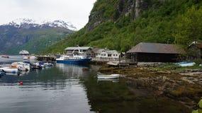 Geiranger Noruega Imagenes de archivo