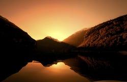 Geiranger Sunset Stock Images