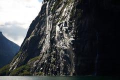 Geirangerfjord Royalty-vrije Stock Foto