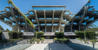 Geisel Library Stock Image