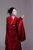 Geisha Royalty Free Stock Photo