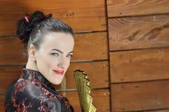 Geisha Royalty-vrije Stock Afbeelding