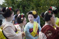 Geisha Fotos de archivo