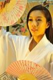 Geisha Fotografia Stock Libera da Diritti