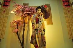 Geisha Images stock