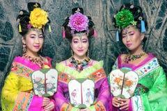 geisha arkivfoto
