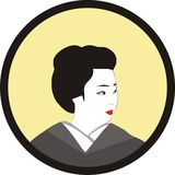 Geisha Royalty Free Stock Images
