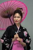 Geisha immagine stock libera da diritti