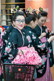 Geisha Photos stock