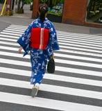 Geisha Photographie stock libre de droits