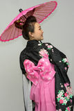 Geisha Stock Photo