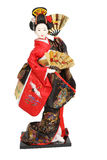 Geisha doll. Stock Images
