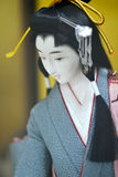Geisha doll Stock Photography