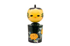 Geisha doll Stock Image
