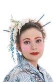 Geisha Girl Stock Image