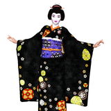 Geisha girl Royalty Free Stock Photo