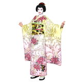 Geisha girl Royalty Free Stock Photography