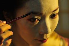 Geisha Royalty Free Stock Image