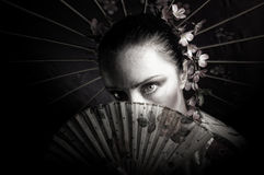 Geisha Stock Photo