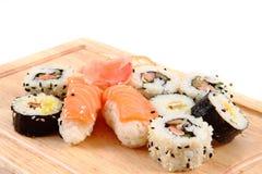 Geisha sushi Royalty Free Stock Photo