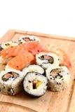 Geisha sushi Stock Image