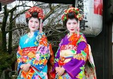 geishakiyomizudera Fotografering för Bildbyråer
