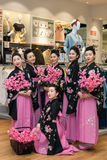 Geishas Photo stock