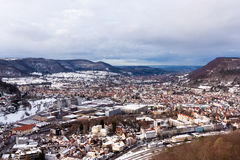 Geislingen dera Steige, Niemcy Zdjęcie Royalty Free
