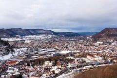 Geislingen un der Steige, Germania fotografia stock libera da diritti