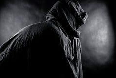 Geist in der Dunkelheit Lizenzfreie Stockfotos