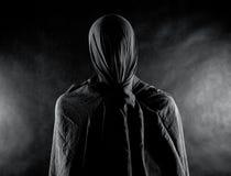 Geist in der Dunkelheit Stockfotografie