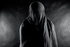 Geist in der Dunkelheit Stockfoto